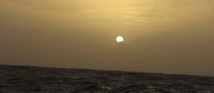 Cap vert - Le soleil se couche a quel heure ...