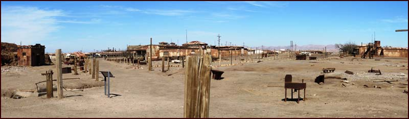 village mine humberstone chili
