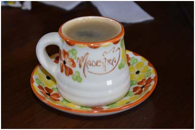 tasse de cafe colombie